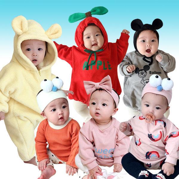 사은품/ 겨울/ BEST 아기옷 유아/ 슈트 우주복