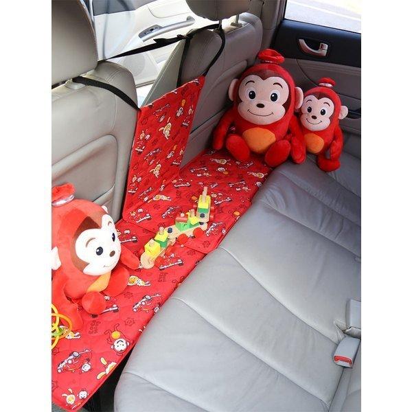 (카멜레온360) 코코몽 차량용 안전 어린이 놀이방매트 뒷좌석 안전매트