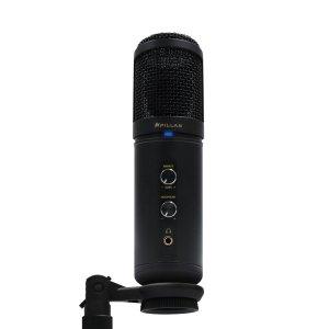 PILLAR CM-9010 USB 콘덴서 마이크 방송용 녹음용