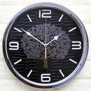 인테리어벽시계 큐빅생명수300A-블랙/무소음시계 소품