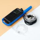 모토로라 T62 전용 경호용이어폰 (튜브형) 튜브1+1
