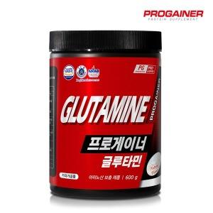 프로게이너 글루타민 600g / 글루탄민 보충제