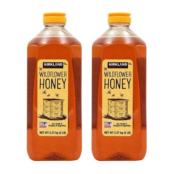 2개 커클랜드 코스트코 야생화 꿀 2.27 kg