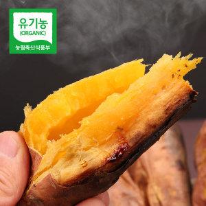 고구마(베니하루카) 꿀고구마 유기농5kg햇