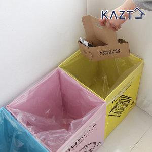 분리수거함 비닐봉투(62X60Cm)40L 200매 재활용