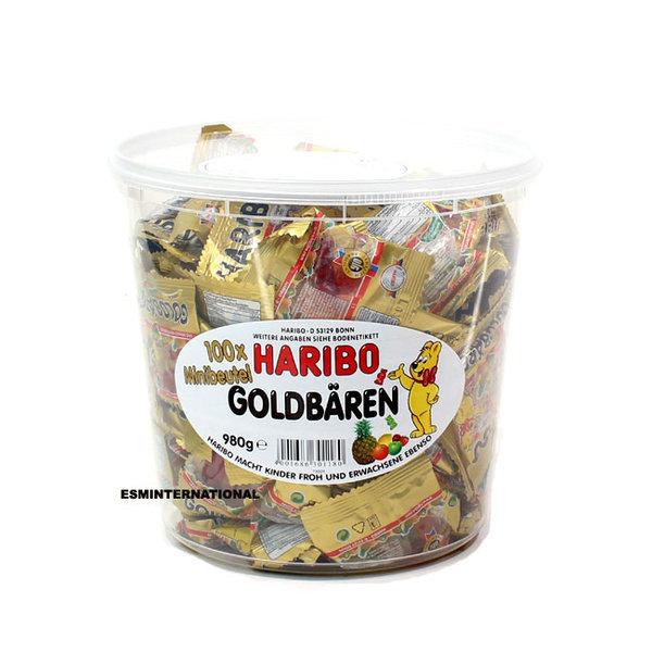 하리보 골드베렌 젤리 약100개 980g
