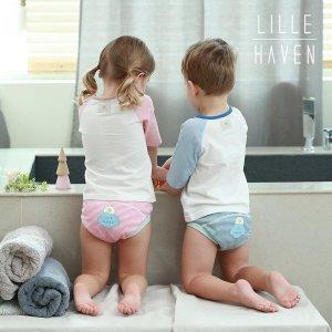 릴헤븐  유아동 배변 팬티 2매입 세트-디자인선택