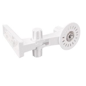 가정용 무선 홈CCTV 펭카 전용 벽부형 흰색 브라켓