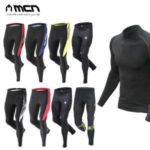 MCN 가을/겨울 기모 자전거바지 모음전 싸이클복