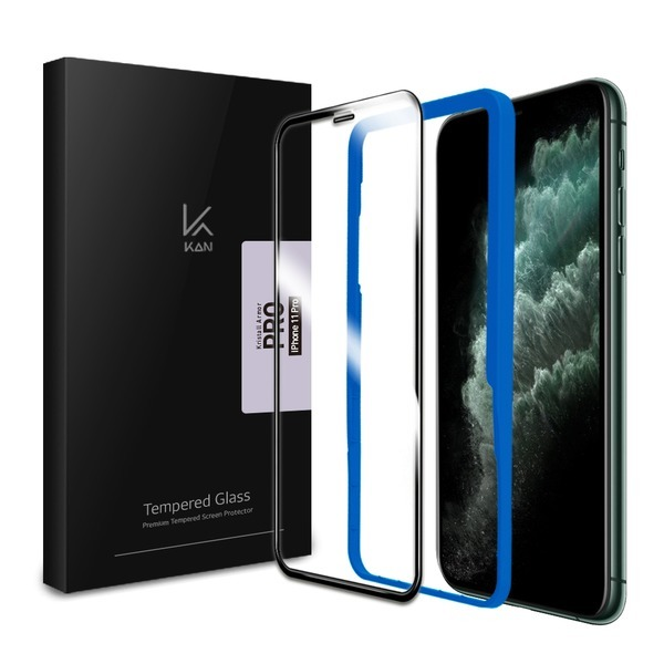 아이폰 11 PRO 베이직 풀커버 액정보호 강화유리필름