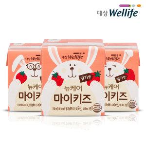 뉴케어 마이키즈 딸기맛 150ml 1팩 어린이 영양간식