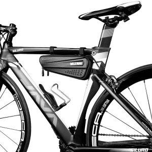 자전거 삼각 프레임 가방 듀얼포켓 방수 자전거여행