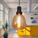 한사랑조명/LED/램프 /스모크에디슨램프R180브론즈 6W