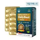 프로바이오틱스 유산균 60캡슐_2개월분/유산균먹이함유