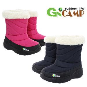 그린캠프 키모 아동 방한 부츠 따뜻하고 가벼워요