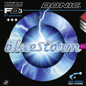 도닉 러버 평면러버 블루스톰 Z1