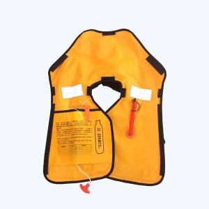 낚시 물놀이 팽창식 구명조끼/수동 자동 수상안전용품