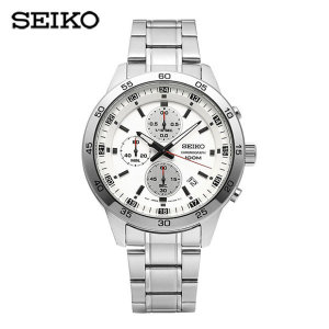 (SEIKO) SKS637P1 / 크로노그래프 남성용 메탈시계 44mm/ 세이코(시계)
