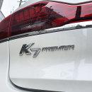 k7 프리미어 엠블럼 크롬 레드 PREMIER 레터링