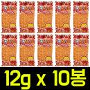벤토 불징어 매운맛 12gx10개 안주/피쉬스낵/쥐포간식