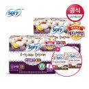 유기농 슈퍼롱 오버나이트 생리대 10Px2팩+중형4P