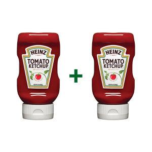 하인즈 토마토 케찹 397g x2개 묶음 - 케첩/케�y