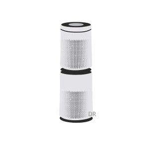AS280DWFC o클릭o 360도 공기청정기/LG전자