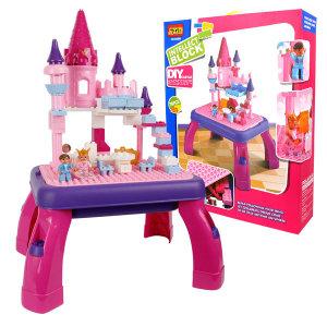 Toyplus Princess castle 테이블 블럭 /호환블럭