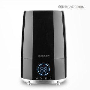자동 습도조절 4L대용량 통세척 초음파 디지털 가습기