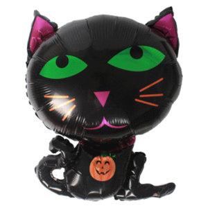 검은고양이 풍선 할로윈 스페셜풍선 파티용품