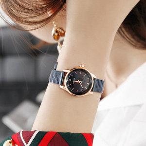 쥴리어스  JA-1040 여성시계/메탈밴드