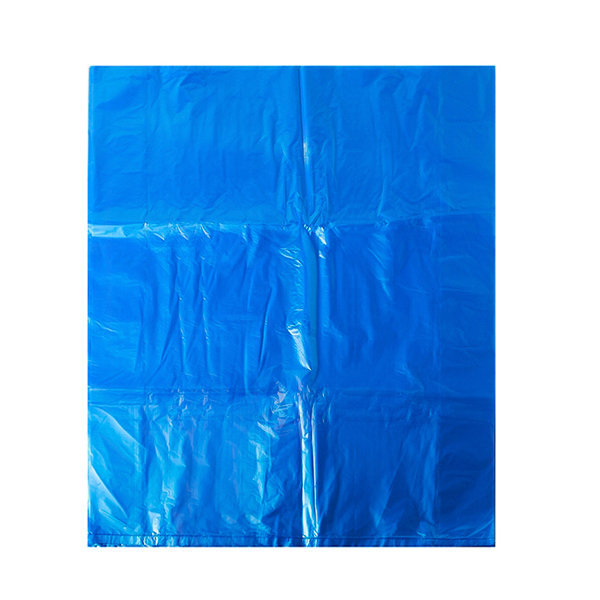 100L 재활용봉투 50P (청색) 비닐봉지 쓰레기 대용량