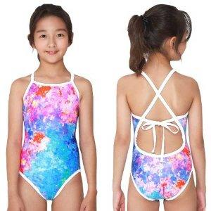 사은품3가지 후그 여아동용 수영복 GXA244 아동수영복