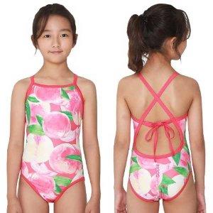 사은품3가지 후그 여아동용 수영복 GXA233 아동수영복
