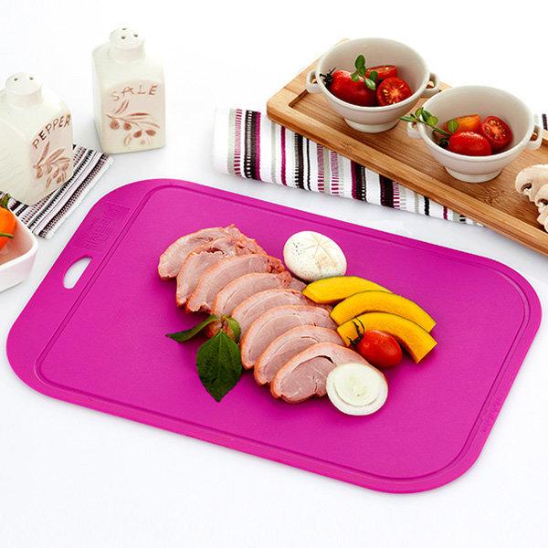 TPU항균도마(대)/주방용품/조리도구/계란찜기/얼음틀