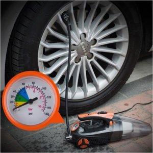 셉터 차량용 진공청소기 소형콤프 컴프레셔 에어펌프
