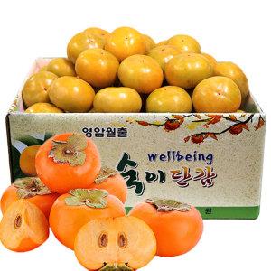 단감 달콤아삭 햇단감 10kg(61~70과)중소과
