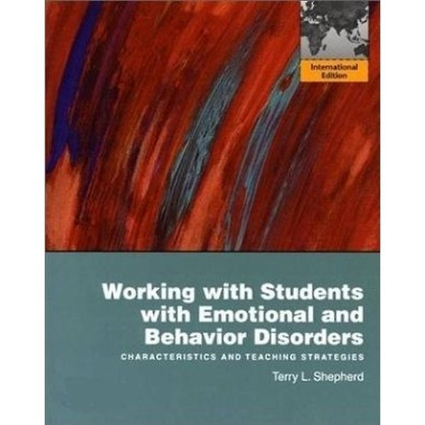 Shepherd Working With Students With Emotional and