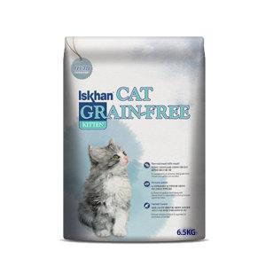 코고는고양이 이즈칸 그레인프리 캣 키튼 6.5kg