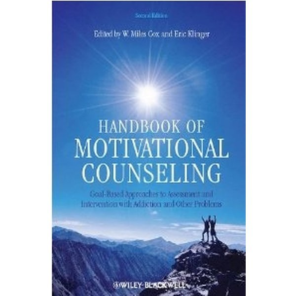 Handbook of Motivational Counseling (Hardcover / 2
