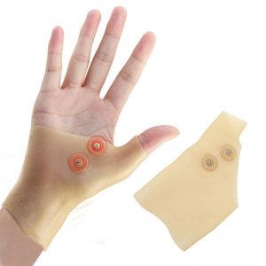 실리콘 지압자석 손목보호대 실리콘보호대 아대 보호대