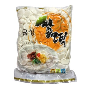 (냉장)금성 쌀떡(떡국떡)3kg