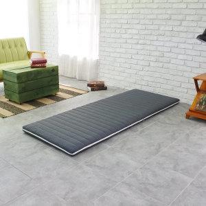 65T 볼라텍스 멀티싱글 1인용 접이식 바닥 요매트