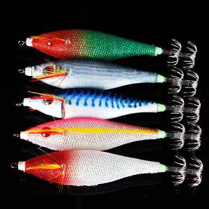 시노노메 시구레슷테 갑오징어에기 쭈꾸미 축광에기