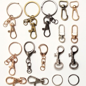 열쇠고리부자재 가방고리 열쇠고리 재료 디링