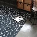 퍼즐 폭신한 3중구조 거실 카페트 러그 카펫 (150x200)
