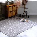 퍼즐 폭신한 3중구조 거실 카페트 러그 카펫 (170x230)