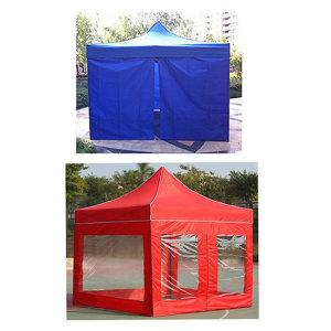 캐노피 야외 천막 이동 이동식 방수 천막 행사 텐트