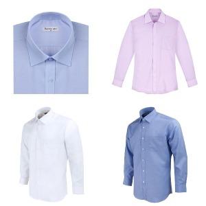 레귤러 고급 긴팔와이셔츠 모달긴팔셔츠 구김방지셔츠