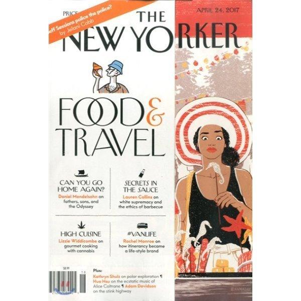 NEW YORKER (주간) : 2017년 04월 24일  NEW YORKER